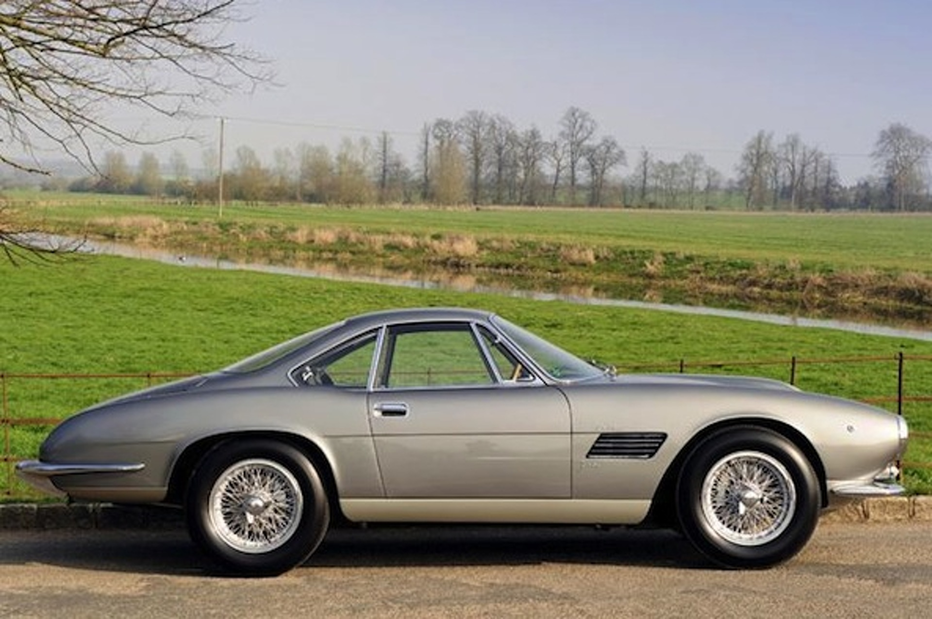 Aston Martin DB4GT Auctioned off for Record $4.9M