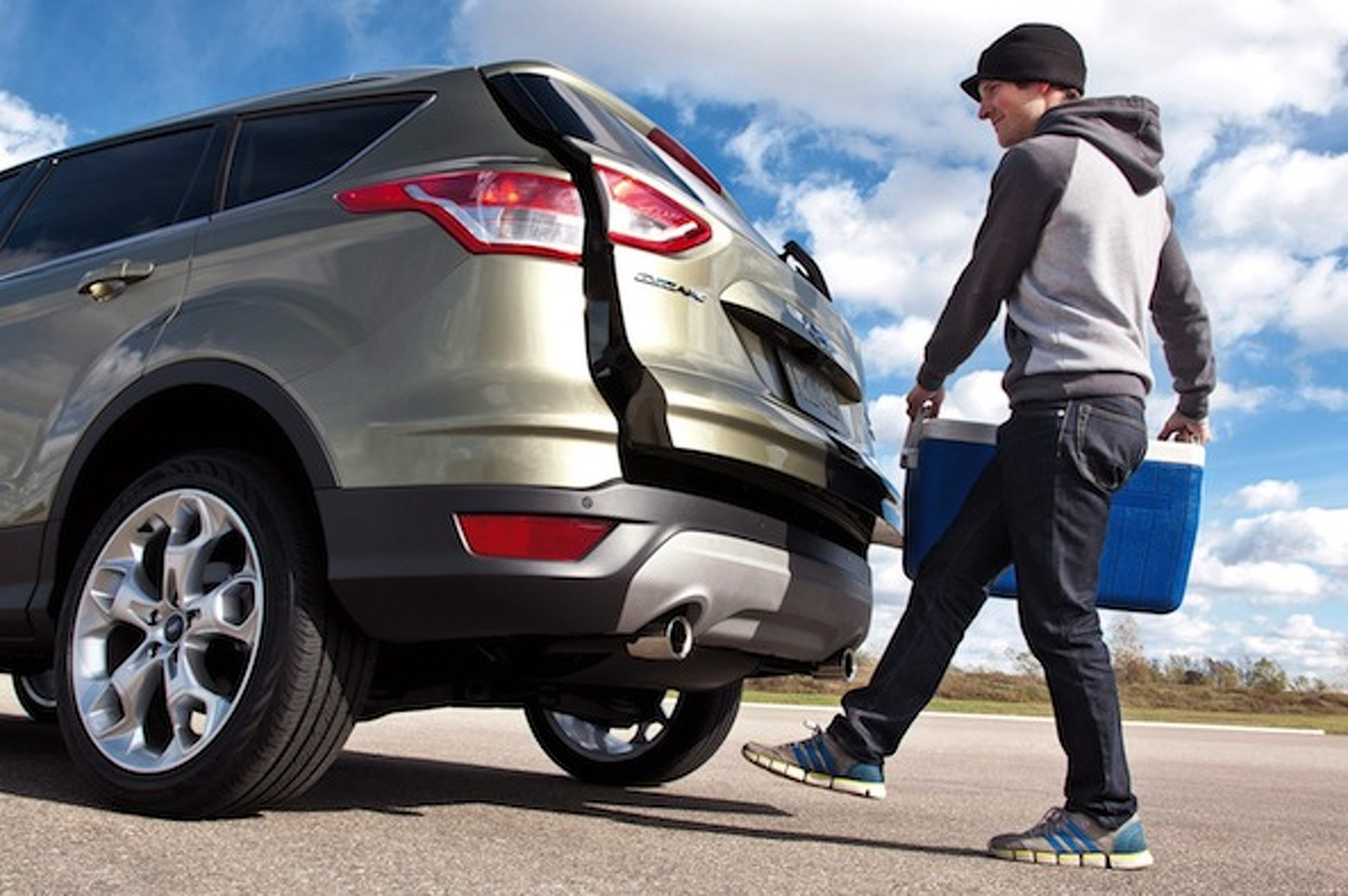 Great Automotive Innovations: The Tailgate [w/video]