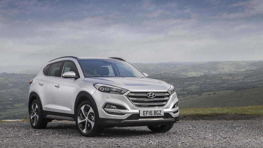 2016 Hyundai Tucson pricing announced (UK)