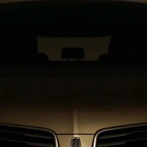 Lincoln MKX Concept Teased In Video, Could Debut In Beijing [Video]