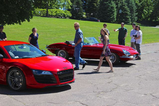 Cars and Coffee: Where The Enthusiast Is Born