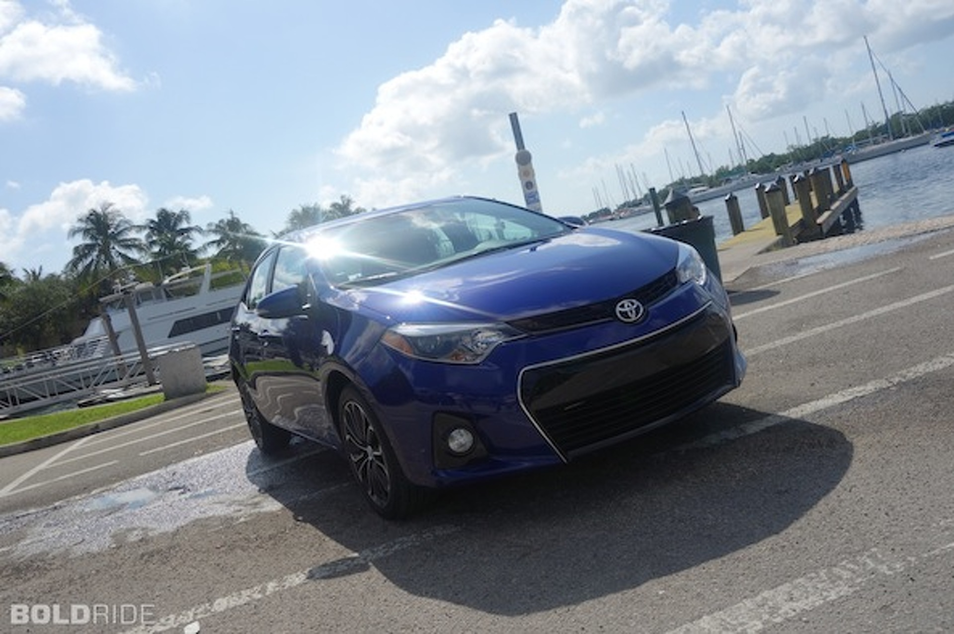 2014 Toyota Corolla First Drive: Average Gets an Upgrade