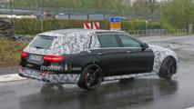 Mercedes-AMG E63 Wagon spy photos