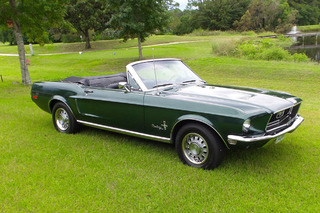 Your Ride: Fred's Gorgeous '68 Mustang Convertible