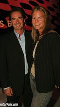 Chef Martin Bachmann und Miriam Presinger