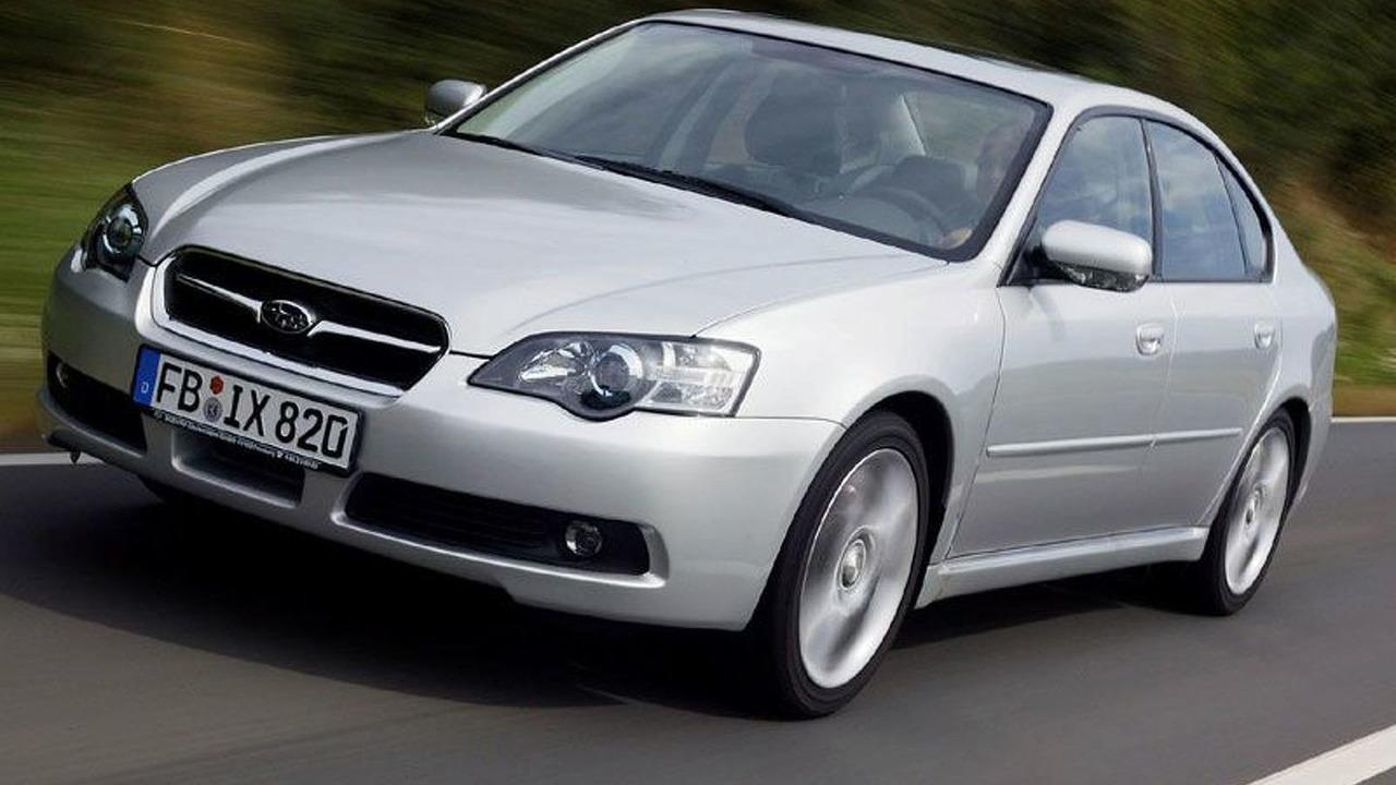 Subaru 2005 Liberty (Legacy)
