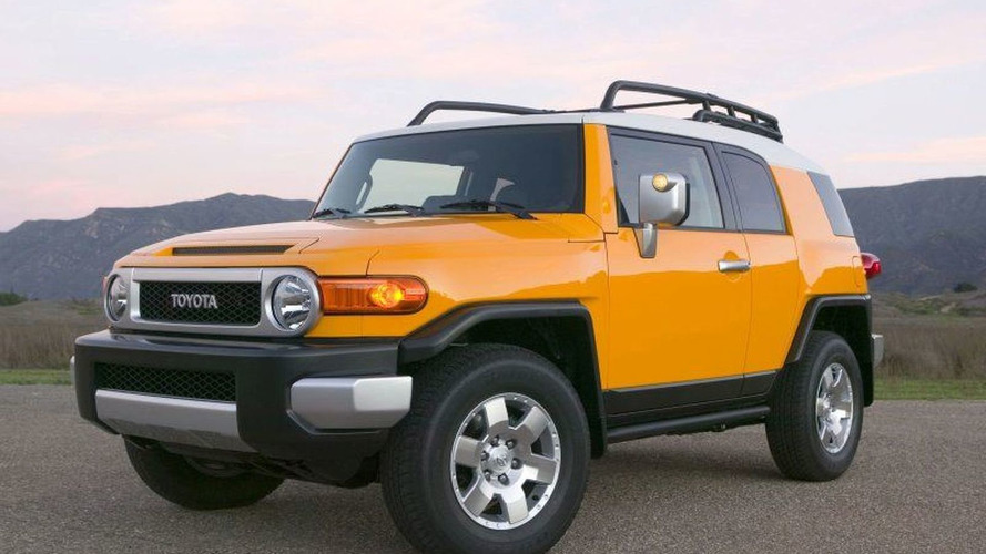 Toyota FJ Cruiser to be axed after 2014MY