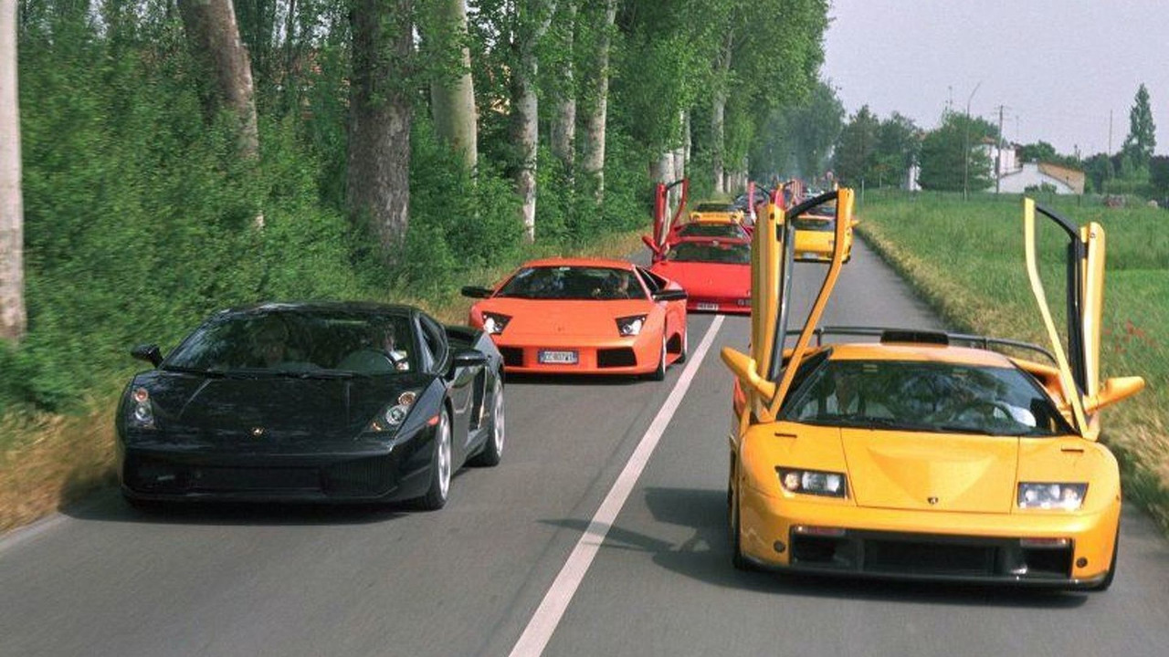 Lamborghini Club to Assemble up to 150 cars (UK)