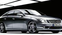 Mercedes-Benz CLS AMG 63