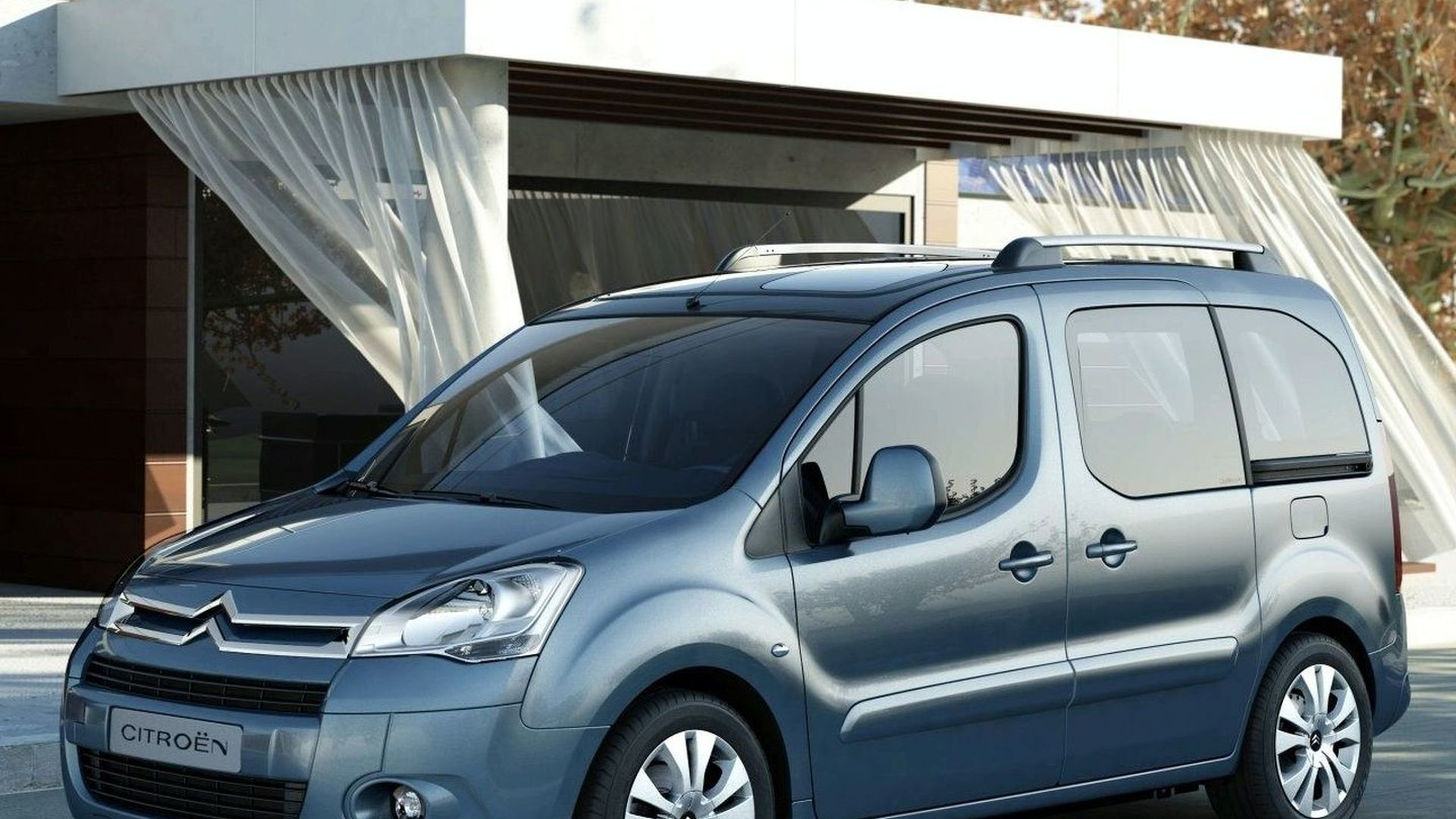 New Citroen Berlingo Unveiled
