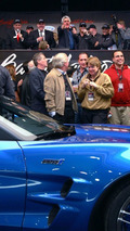 First Corvette ZR1 at auction