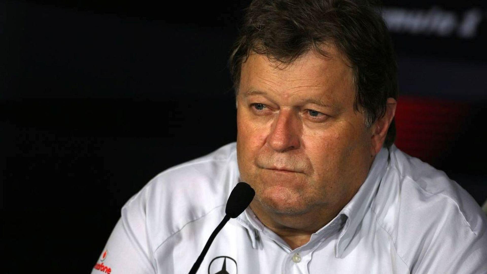 Haug hints Mercedes to sign German driver