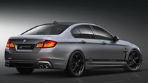 BMW 5-Series F10 Prior Design aerodynamic-kit preview