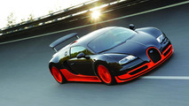 Bugatti Veyron Super Sport is once again the fastest production car in the world