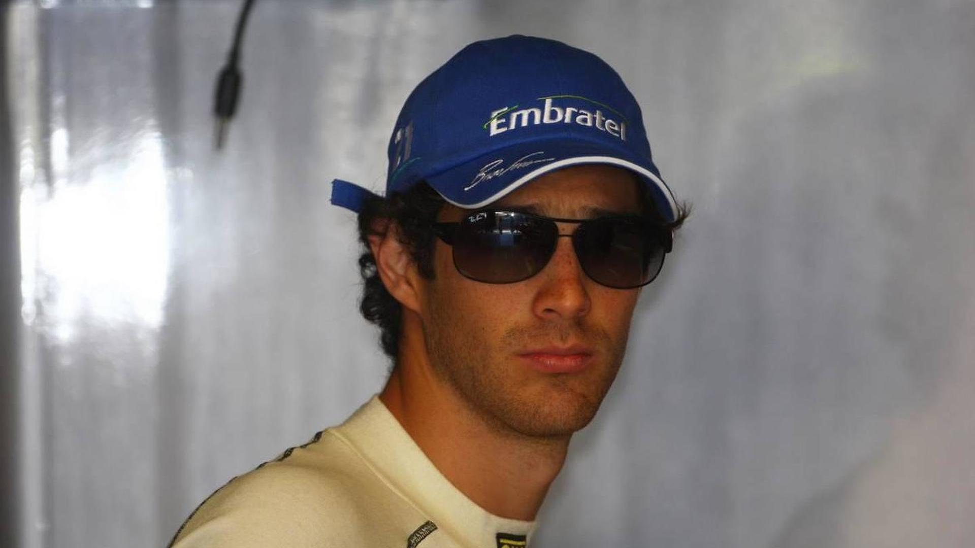 Senna expecting to keep HRT seat for now