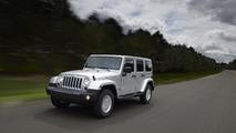 2011 Jeep Wrangler (Europe)