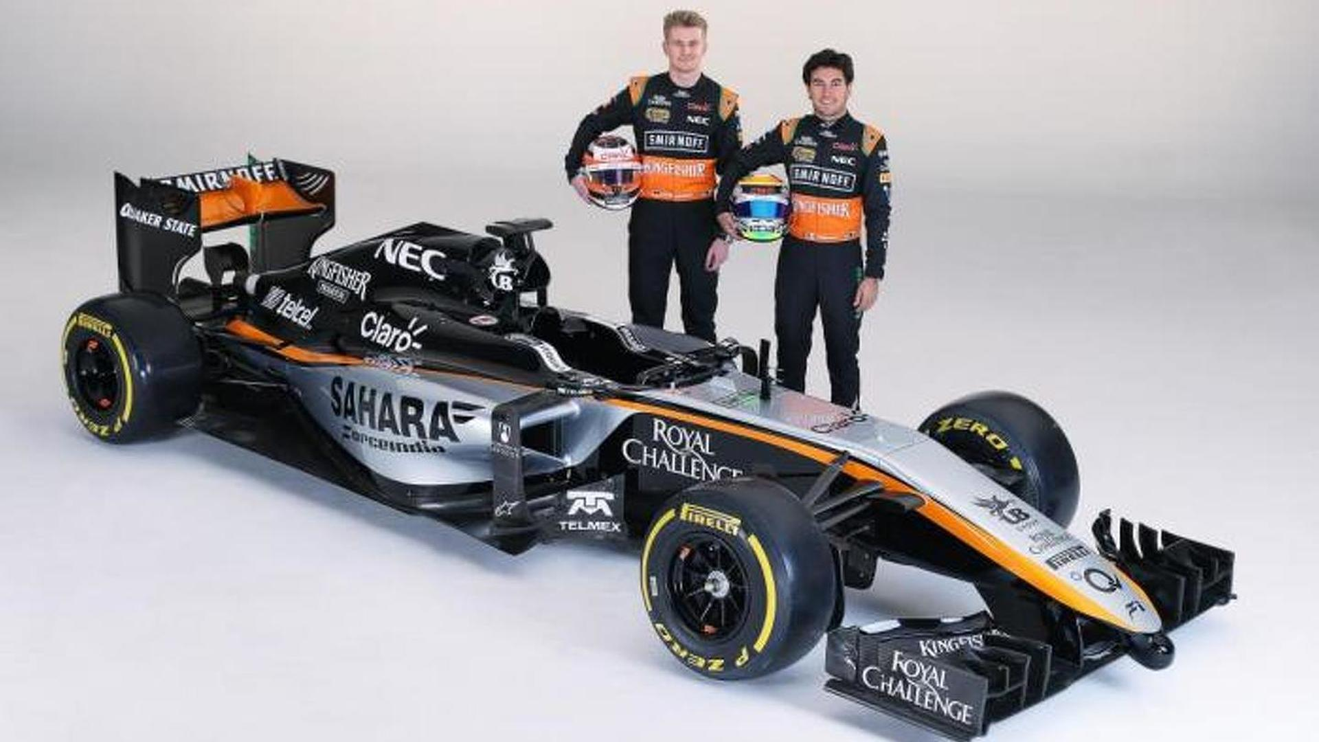 Force India denies rumours of team collapse