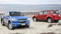 2015 Holden Colorado & Colorado7 revealed