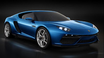 Lamborghini Asterion hybrid concept powers into Paris with 910 HP