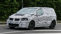 Next generation Volkswagen Touran spied ahead of possible Paris Motor Show debut
