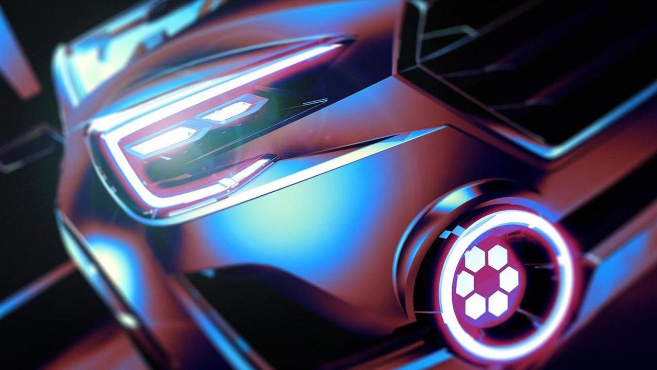 Subaru VIZIV 2 concept teaser photo