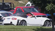 2015 Mazda MX-5 / 2016 Alfa Romeo Spider spy photo