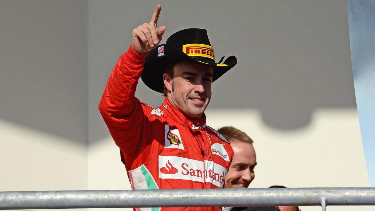 Fernando Alonso 18.11.2012 United States Grand Prix