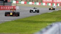 Wolff: Verstappen move was just 'hard racing'