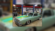 Gas Monkey Garage turned a '78 Cutlass into a minty lowrider