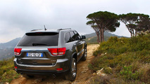 Jeep Grand Cherokee to get diesel in 2013
