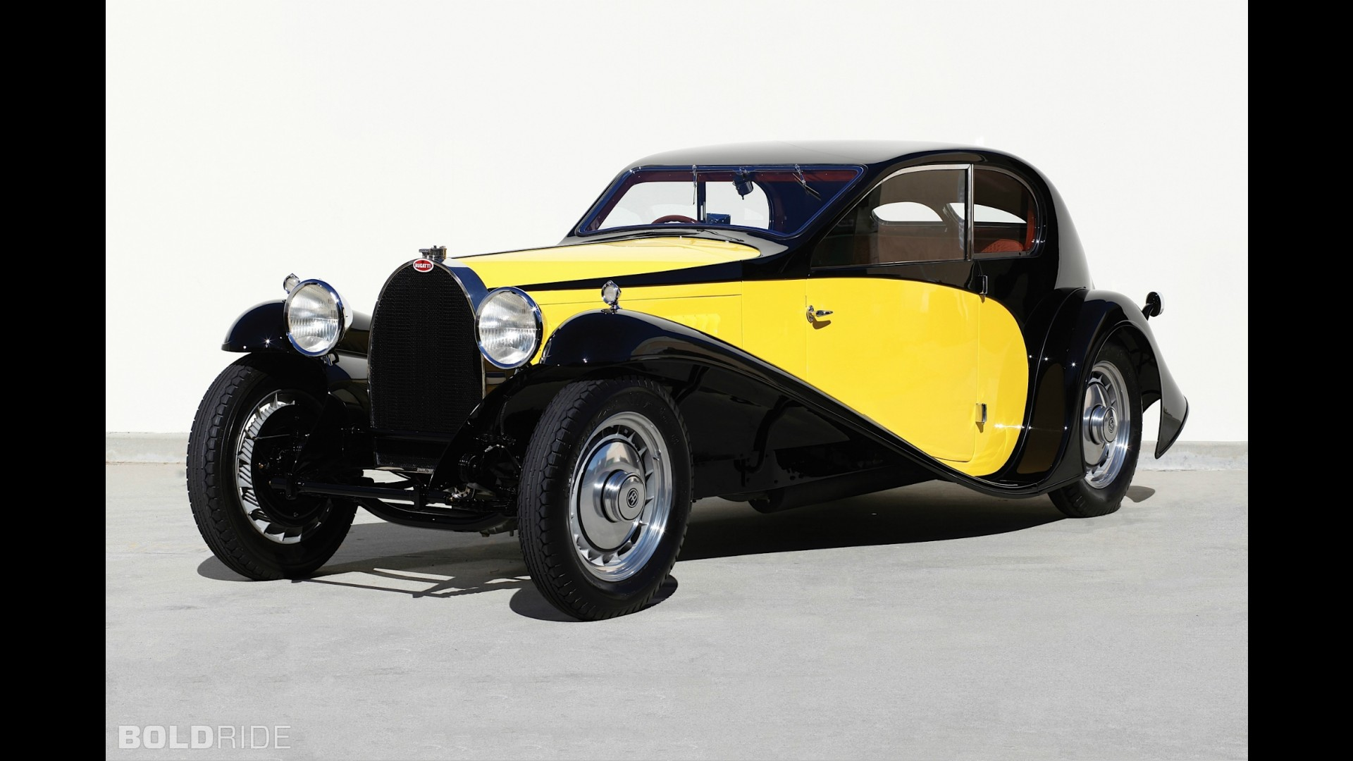 Bugatti Type 46 Superprofile Coupe