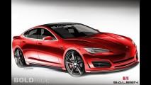 Saleen Tesla Model S