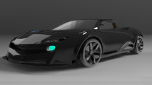 Mean Metal Motors previews India's first supercar