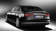Audi bringing updated A8 L Security to Frankfurt with VR9 ballistic protection