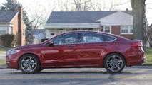 2017 Ford Fusion spy photo