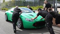 Aston Martin V12 Zatago racing prototype - 26.5.2011