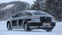 Opel Insignia spy photo