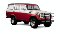 Toyota Land Cruiser 55 Series