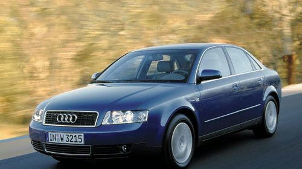 Audi A4 1,9 TDI Multitronic
