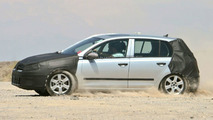 Spy photo: Volkswagen Golf VI