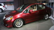 Suzuki SX4 Sedan Street Touring Edition
