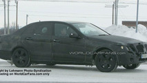 SPY PHOTOS: New 2010 Mercedes E-Class