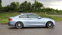 BMW 4-Series Coupe by Alpina spy photo 09.07.2013