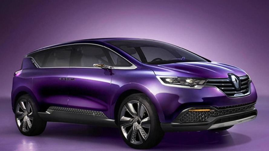Renault Initiale Paris concept first photos surface