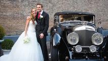 Van der Garde marries
