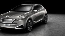Peugeot SXC Crossover Concept 14.04.2011