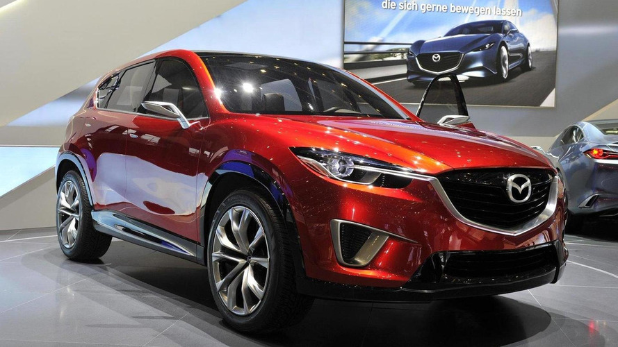 Mazda3-based crossover could happen - report