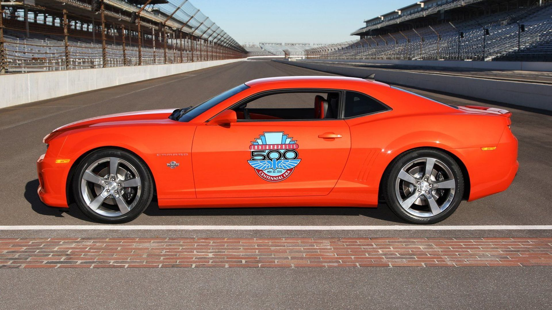 2010 Chevrolet Camaro Indianapolis 500 Pace Car Limited Edition Announced