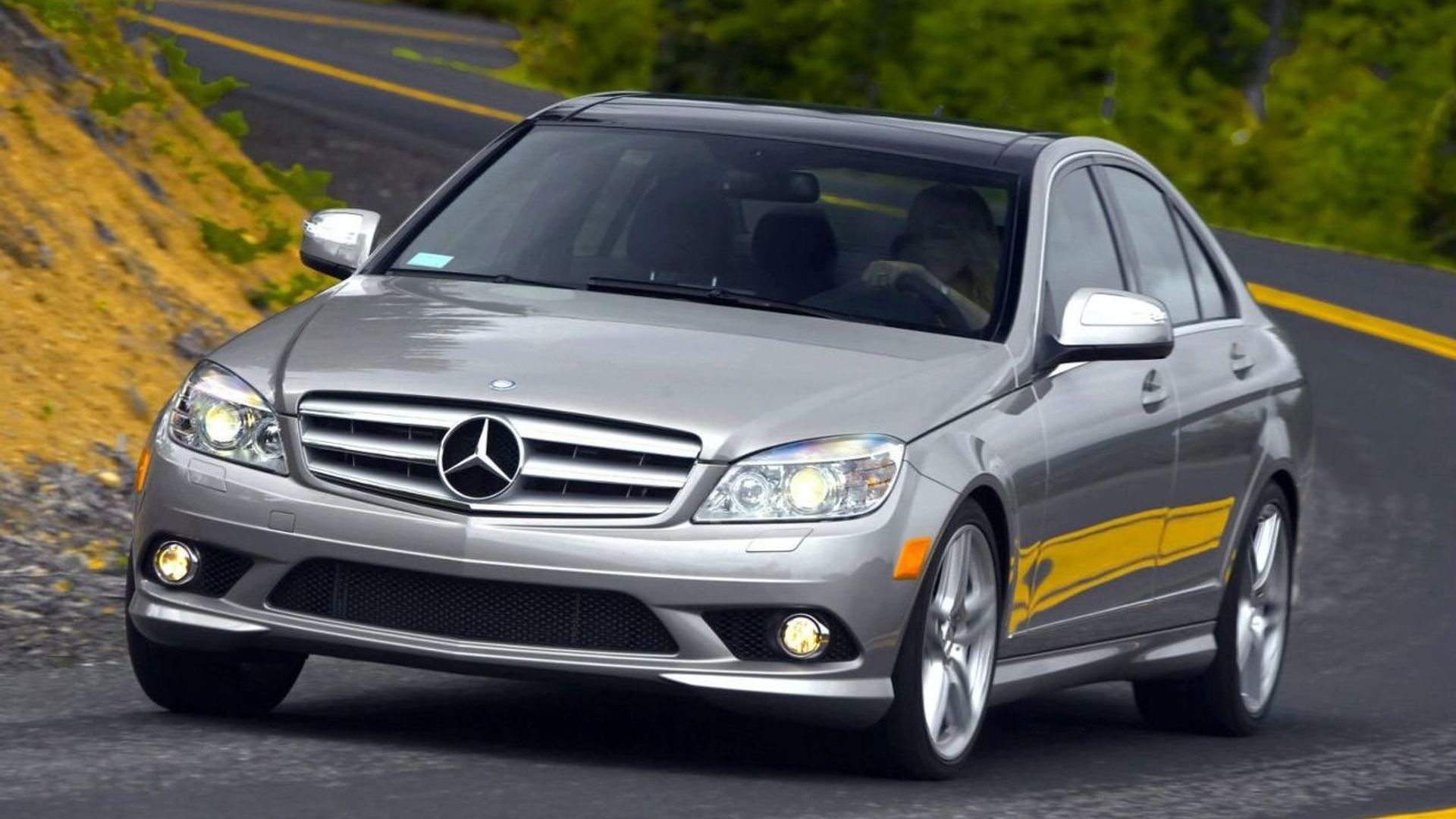 Daimler Confirms Mercedes C-Class U.S. Production in 2014