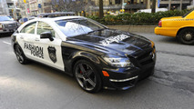 New York Fashion Police get Fabulous new ride - 2012 CLS 63 AMG